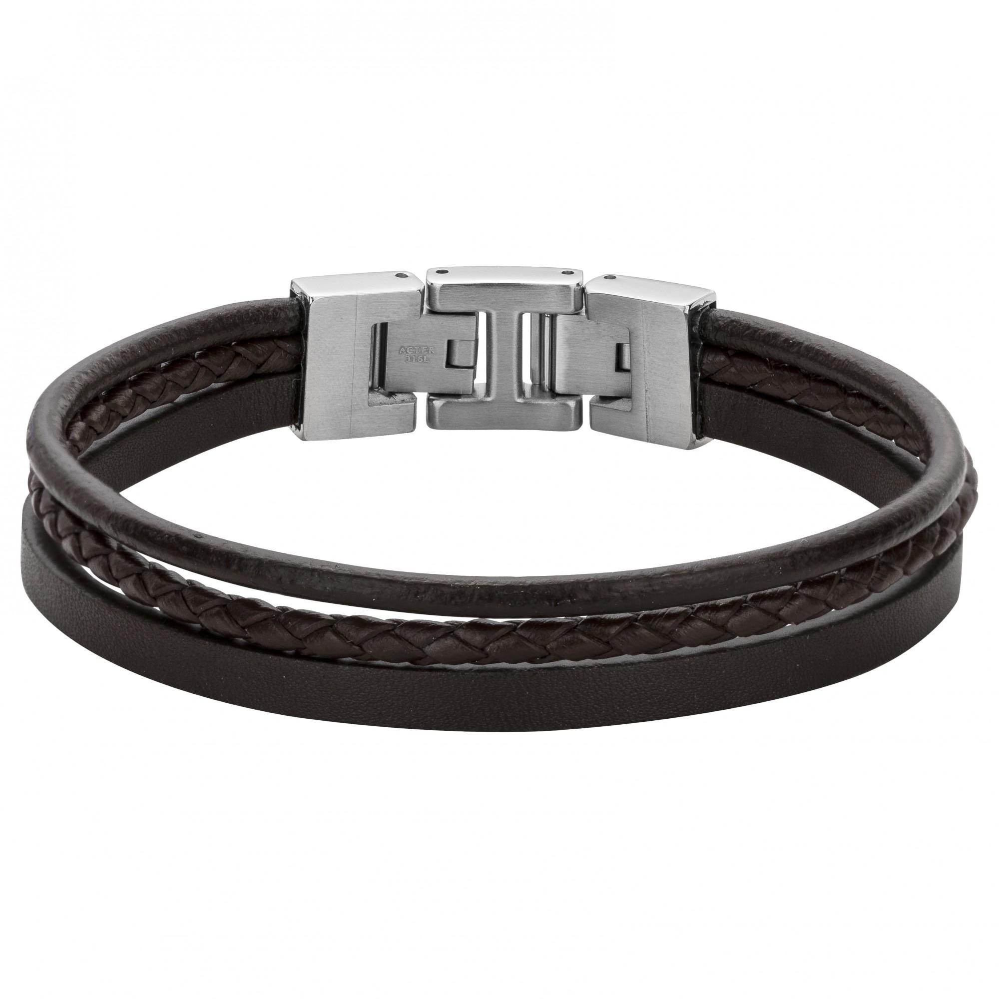 Bracelet Phebus Homme en Acier