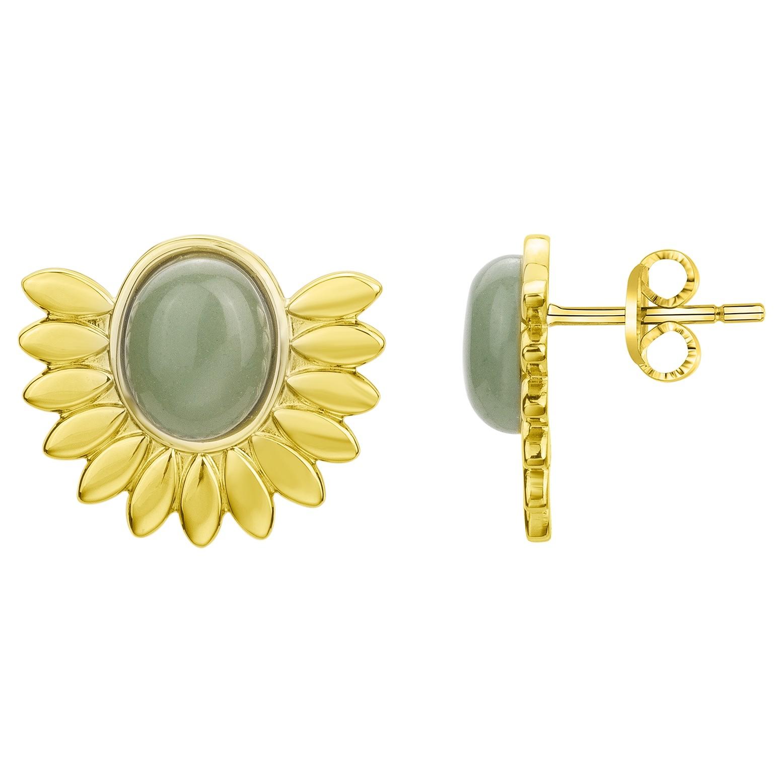 Boucles d'oreilles acier 316L Femme PHEBUS pour #Elle