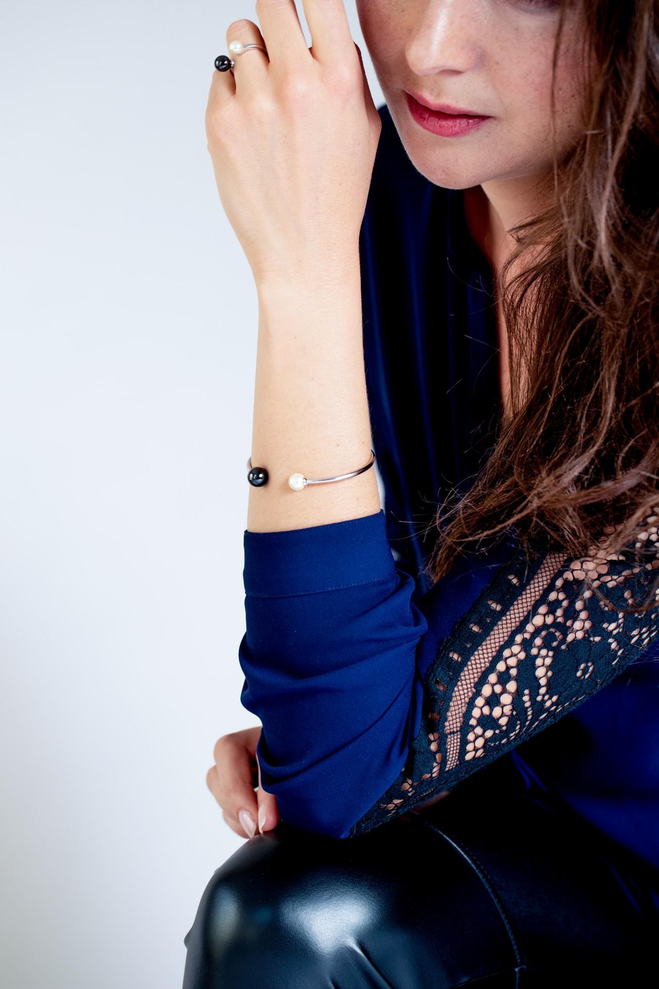 Bracelet Argent Femme CERANITY