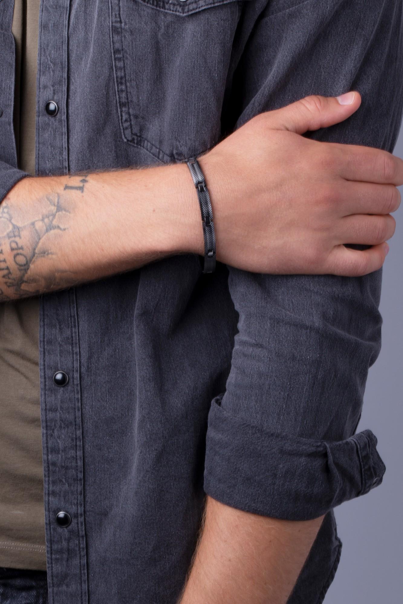 Bracelet acier 316L Homme PHEBUS pour #Lui