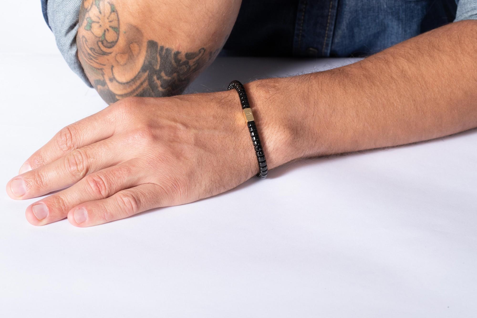 Bracelet Acier Homme PHEBUS pour #Lui