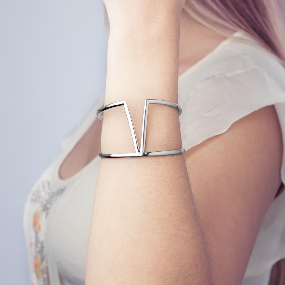 Bracelet Argent Femme PHEBUS pour #Elle