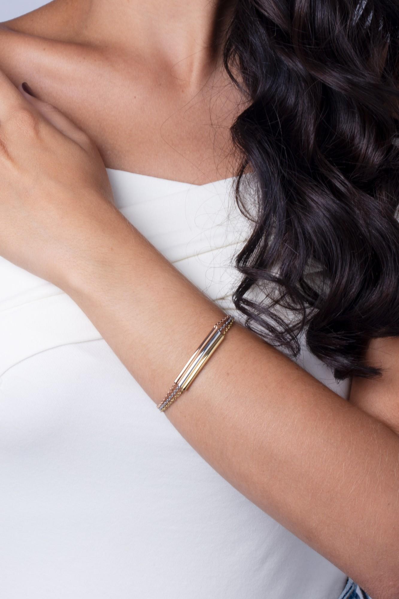 Bracelet Acier Femme PHEBUS pour #Elle