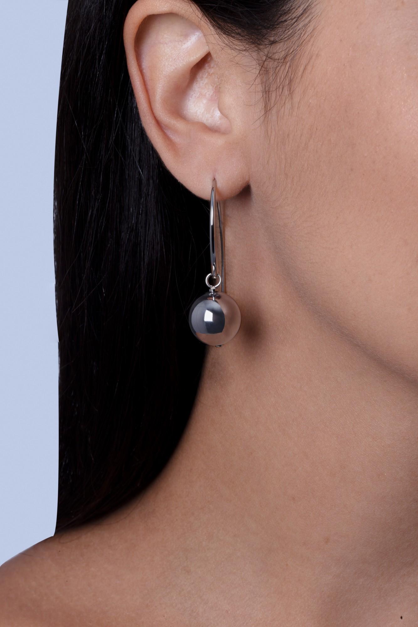 Boucles d'oreilles Acier Femme PHEBUS pour #Elle