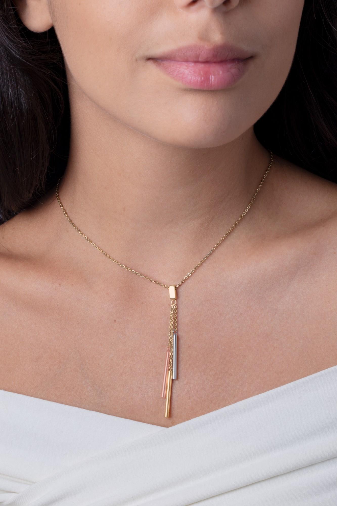 Collier acier 316L Femme PHEBUS pour #Elle
