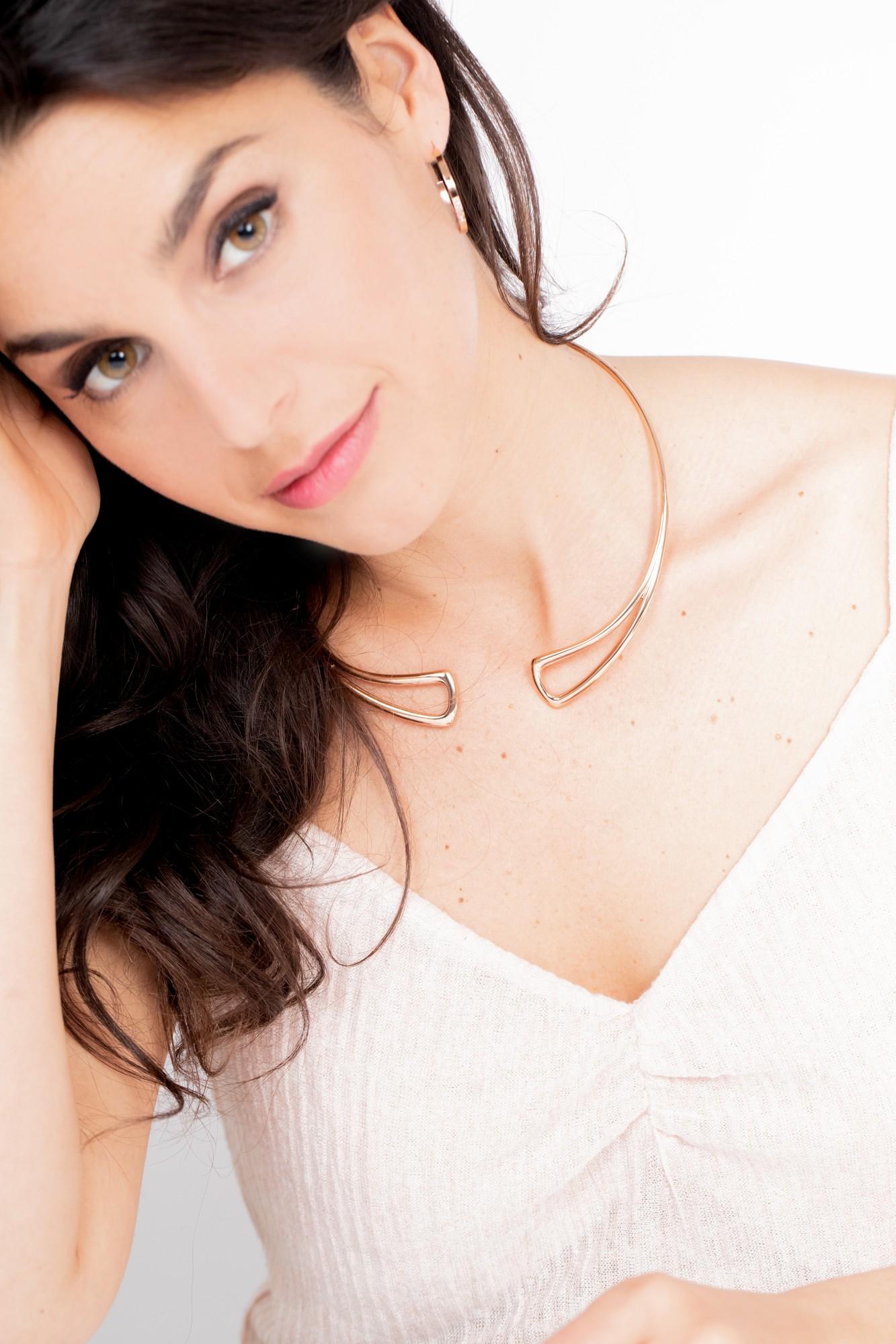 Collier Acier Femme PHEBUS pour #Elle